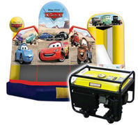 Car's 5 in 1 Fun Pack 5 Generator