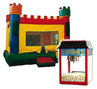 Castle Fun Pack 3 Popcorn