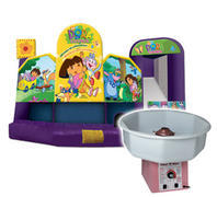 Dora 5 in 1 Fun Pack 2 Cotton Candy