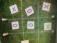 Yard Tic Tac Toe