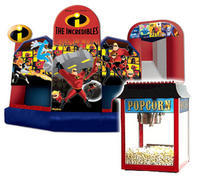 Incredibles 5 in 1 Fun Pack 3 Popcorn
