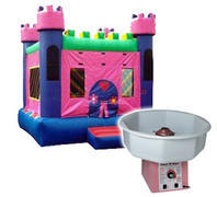 Pink Castle  Fun Pack 2 Cotton Candy
