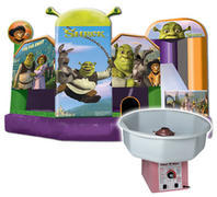 Shrek 5 in 1 Fun Pack 2 Cotton Candy