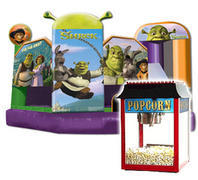 Shrek 5 in 1 Fun Pack 3 Popcorn