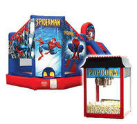 Spiderman 3 in 1 Fun Pack 3 Popcorn