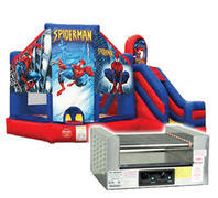 Spiderman 3 in 1 Fun Pack 4 Hot Dog