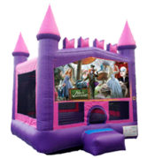 Alice in Wonderland Pink Castle Mod