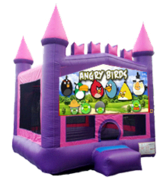 Angry Birds Pink Castle Mod