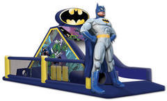 Batman Challenge Obstacle Course