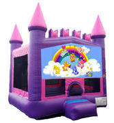 Care Bears Pink Castle Mod
