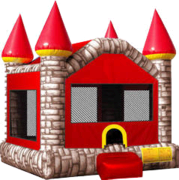 Brick Brown Castle Jump