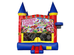 Candy Land Castle Mod w/ Hoop