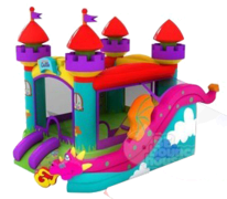 Happy Enchanted Castle Combo
