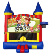 Bike Ride Castle Mod w/ hoop