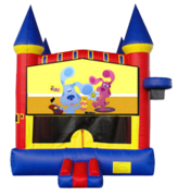 Blues Clues Castle Mod w/ Hoop