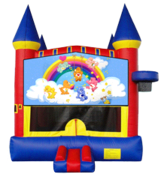 Care Bears Castle Mod w/ Hoop