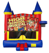 High School Musical Castle Mod w/ Hoop