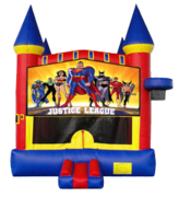 Justice League Castle Mod w/ Hoop