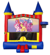 My Little Pony Castle Mod w/ Hoop