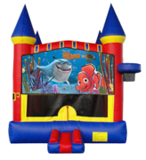 Finding Nemo Castle Mod w/ Hoops