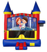 Party Dancer Castle Mod w/ Hoop