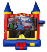 Thomas the Train Castle Mod w/ Hoop