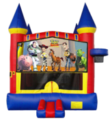 Toy Story Castle Mod w/ Hoops