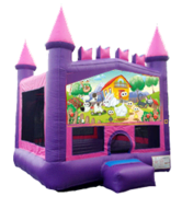 Chicken Farm Pink Castle Mod