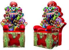 Clown Throne