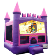 Colorful Cross Pink Castle Mod
