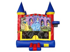 Disney Princess Castle Mod w/ Hoop