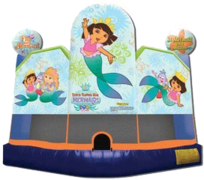 Dora Saves the Mermaids Club