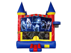 G Force Castle Mod w/ Hoop