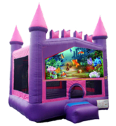 Gold Fish Gallery Pink Castle Mod
