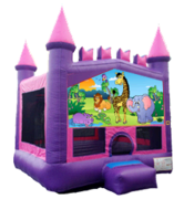 Happy Safari 1 Pink Castle Mod