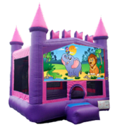 Happy Safari 2 Pink Castle Mod