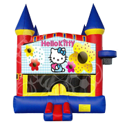 Hello Kitty Castle Mod w/ Hoop