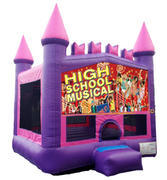 High School Musical Pink Castle Mod