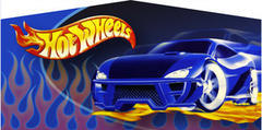 Hot Wheels Panel
