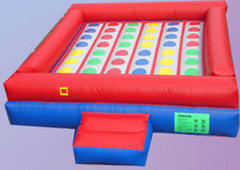 Twister Game with side walls