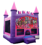 Monster High Pink Castle Mod