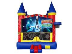 Monsters vs Aliens Castle Mod w/ Hoop