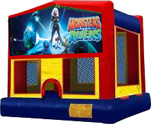 Monsters vs Aliens Mod