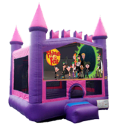 Phineas and Ferb Pink Castle Mod