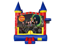 Phineas and Ferb Castle Mod w/ Hoop
