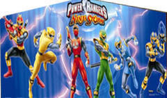 Power Rangers pan
