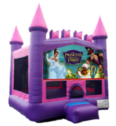 Princess and the Frog Pink Castle Mod