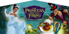 Princess and the Frog Panel