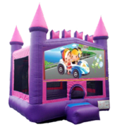 Racing Driver Pink Castle Mod