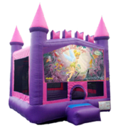 Tinkerbell Pink Castle Mod